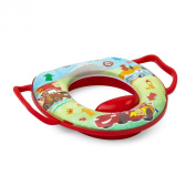 Disney Cars Toilet Training Soft Seat - Red