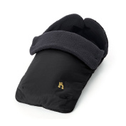Out n About Nipper Footmuff Raven Black