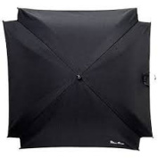 SILVER CROSS PARASOL-BLACK
