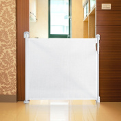Safetots Advanced Retractable Gate White 0cm - 120cm