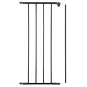 BabyDan Configure Gate Extension Black 33cm