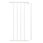 BabyDan Configure Gate Extension White 33cm