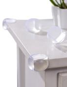 Moonar Ball Shape Soft Pvc Baby Safety Desk Table Corner Protector Edge Guard Corner Bumper