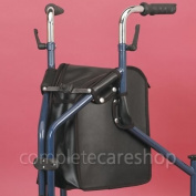 Rollator Three Wheeled Vinyl Bag