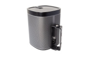 SN-1-B-S Wall Mount for Sonos Play 1 Black Rotatable