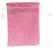 EMARTBUY New Kindle Baby Pink Premium Velour Micro Fibre Self Cleaning Socks Case Cover Pouch + Screen Protector for New Amazon Kindle 4, All - New Latest Generation 2011 Release Amazon Kindle 15cm inch Wi-Fi