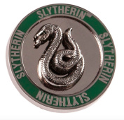 Wizarding World of Harry Potter : Slytherin Raised House Icon Metal Trading Pin