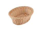CB Japan washable basket Oval M natural