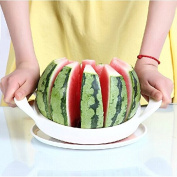 Stainless Steel Melon Watermelon Cantaloupe Slicer Cutter