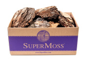 SuperMoss (23256) Decorative Bark, Natural, 2.3kg