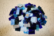 Blues Tones Mix Value Pack - Stained Glass / Mosaics