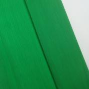 Crepe Paper Green Colours 1 Sheet 50cm X 200cm Aprox