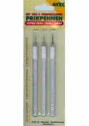Ecstasy Crafts Piercing Tool Set For Embroidery (3) Please Use # 62000014