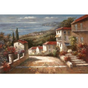 "Trademark Art ""Home in Tuscany"" Canvas Art by Joval"