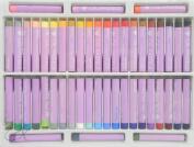 Artist Oil Pastels 48 Brilliant Colours Regular Size Great Colour Assortment