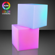 Mood Light Deco Cube with Colour Changing LED