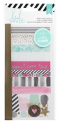 Heidi Swapp Hello Beautiful Washi Shapes Booklet