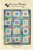 Atkinson Designs Lucky Stars Quilting Pattern