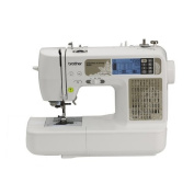 Brother Sewing and Embroidery Machine, 67 Built-In Stitches Model SE425