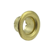 Springfield Leather Company 0.5cm Brass Plate Short Eyelets 50 Pack