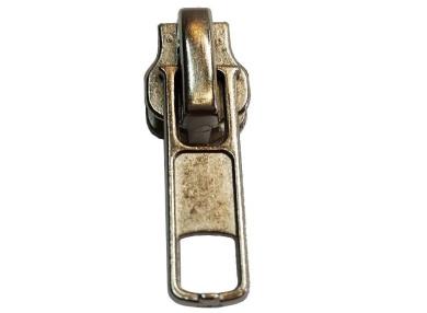 Sale Zipper Repair Kit ~ Universal #5 Metal Slider - Silver (3 Sliders)