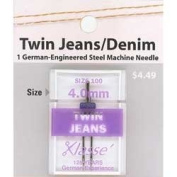 Klasse' Twin Jeans/Denim Needle Size 100 - 4.0mm