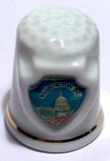Washington D.C. Souvenir Collectible Lpco Thimble