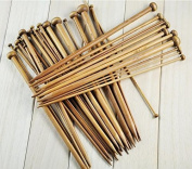 Dealglad Single-pointed Needle Sweater Knitting Needles Knitting Needles Knitting a Coarse Carbide