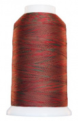 Superior Threads King Tut #40/3-Ply Quilting Thread 2000 yds Cone; 1002 Holly and Ivy 121-02-1002