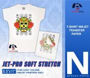 [JPSS - Jet-Pro SofStretch] Jetpro SS transfer paper 22cm x 28cm