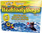 Water Sports ItzaFloatyBags Bean Bag Toss Game for The Pool