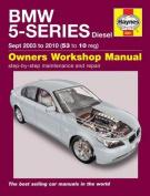 BMW 5-Series Diesel Service and Repair Manual
