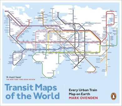 Transit Maps of the World: Every Urban Train Map on Earth