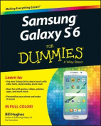 Samsung Galaxy S 6 For Dummies