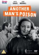 Another Man's Poison [Region 2]