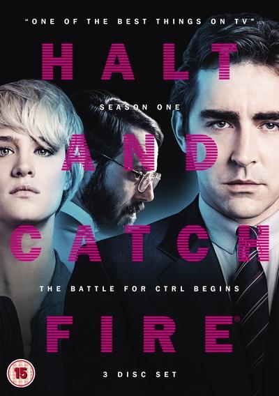 Halt and Catch Fire: Season One [Region 2] - DVD - New - Free Shipping.