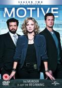 Motive: Season 2 [Region 2]