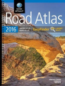 Easyfinder Midsize Road Atlas
