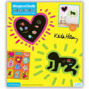 Keith Haring Magnachalk Wall Decals