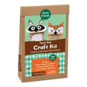 Forest Animals Paper Bag Craft Kit