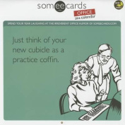 Someecards Office Calendar