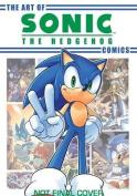 The Art Of Sonic The Hedgehog Comics