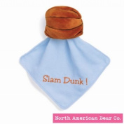 Sports Collection Basketball w/Blanket by North American Bear Co.