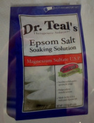 Dr Teal's Therapeutic Solutions Pure Epsom Salt Soaking Solution 2.7kg Bag