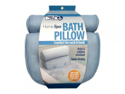 Soft Bath Pillow Comfort Neck & Back Open Air Fibre Pillow air and moisture flows through the OPEN-AIR fibre Provides Healthy Relaxation in the Bathtub without the Odour of Foam Pillows