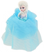 Disney Frozen Elsa Anna Shower Bath Mesh Pouffe Ball