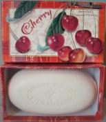 Saponificio Artigianale Fiorentino Cherry Soap Bar 310ml All Natural Made in Italy