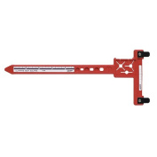 OMP Ultimate Bow Square Multi-Tool, Red