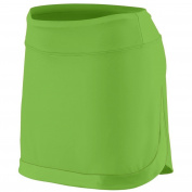 Augusta Sportswear Girls' Colour Block Skort - Low Rise Moisture Wicking Odour Resistant