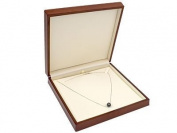 Wooden Necklace Box -